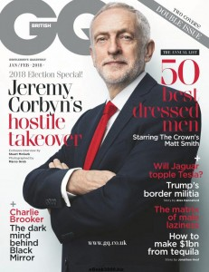 British-GQ-Jeremy Corbyn - January-2018- In With The New